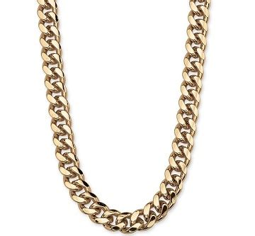 overlap hairstyle over chain 25 latest gold chain designs for men styles at life