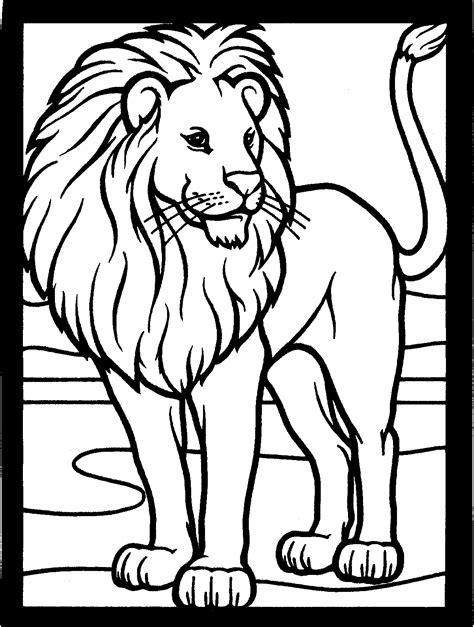 imagenes de animales de la selva para imprimir dibujos de animales salvajes para colorear colorear y