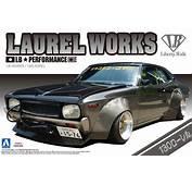 124 Liberty Walk Nissan C130 Laurel  AOS 011485 Aoshima