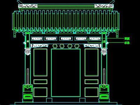 Gate Block 005 Portal Screen Door 16 Free Download