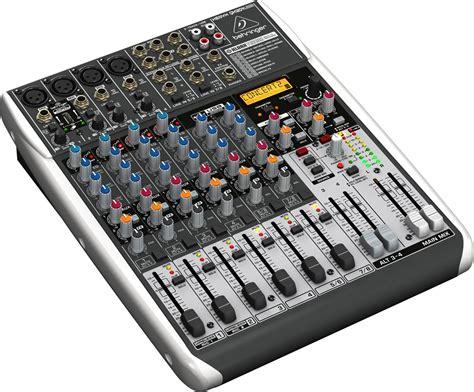 Sale Mixer Behringer Xenyx Qx 1222 Usb 12 Channel behringer xenyx qx1204usb 12 input pa mixer w fx pssl