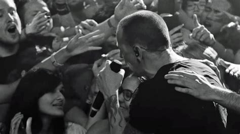linkin park one more light songs linkin park releases crawling performance from