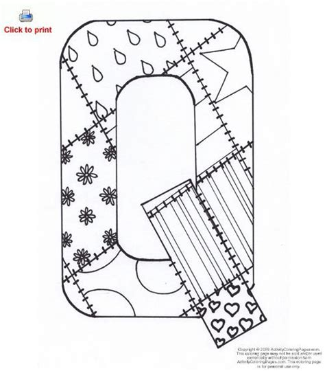 preschool q coloring pages 25 best ideas about letter q crafts on pinterest letter
