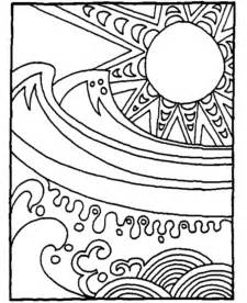 summertime coloring pages summer coloring pages coloring home