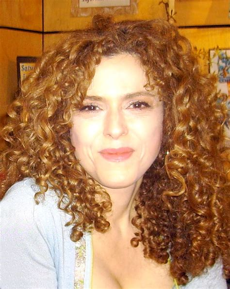 wiki frizzy hair bernadette peters wikipedia