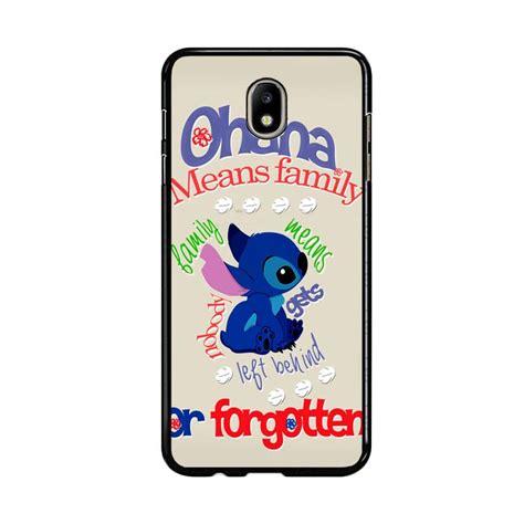 Stitch Samsung Galaxy J5 jual flazzstore stitch disney ohana means family f0632