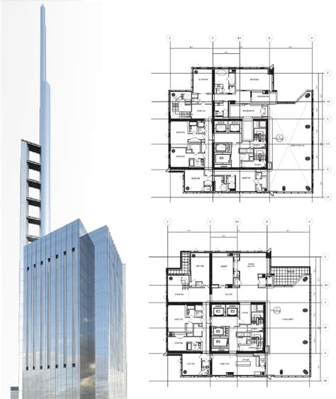 nordstrom floor plan new renderings revealed for 217 west 57th street the will
