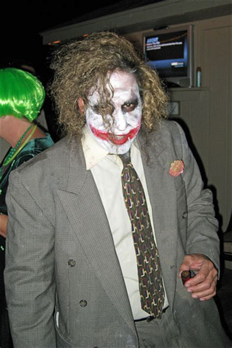 Pomade Joker cheap and easy costumes for