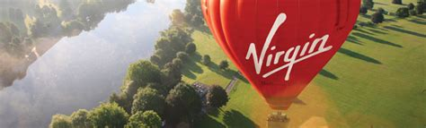 Flight Gift Cards Uk - virgin balloon flights virgin gift card