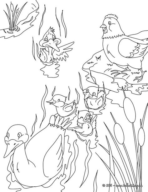 coloring pages for ugly duckling the ugly duckling coloring pages coloring home
