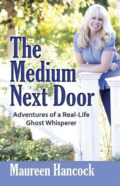 the psychic next door books medium mom maureen hancock at zeiterion theater new