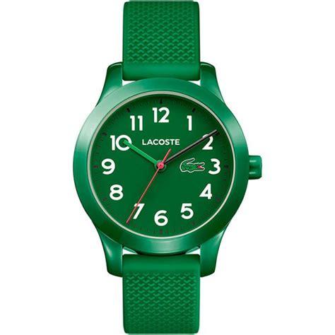 montre lacoste 2030001 montre silicone vert gar 231 on sur bijourama montre pas cher en ligne