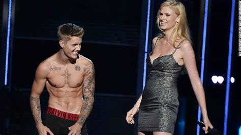justin biebers calvin klein bulge before and after photoshop nudity doesn t shock us anymore cnn