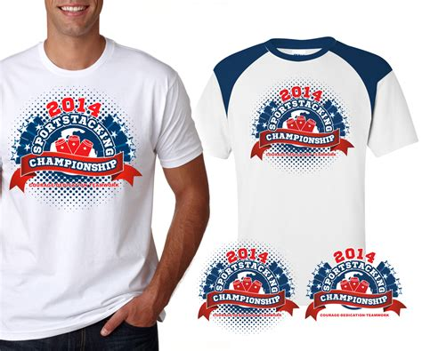 design t shirt canada t shirt design for sport stacking canada by tbobby979