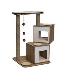 modern cat tree 8 ultra stylish and modern cat condos trees and climbers for your refined feline woof woof mama