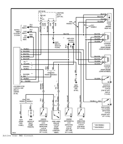 mitsubishi pajero wiring schematic engine diagram free