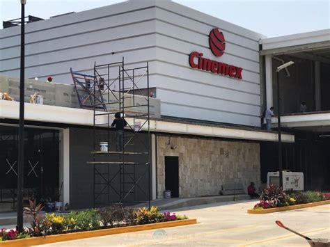 cinemex zihuatanejo la empresa de exhibici 243 n cinematogr 225 fica cinemex construye