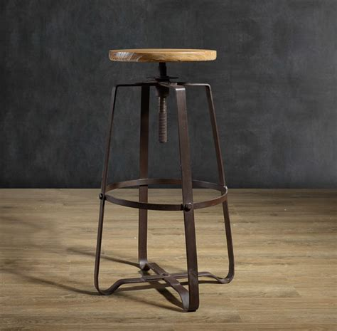 upscale bar stools american iron barstool do the old style loft upscale hotel