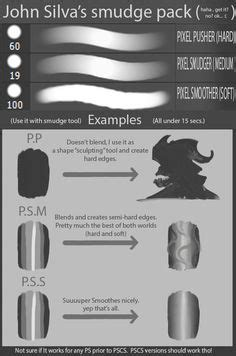 tutorial smudge photoshop cs5 1000 images about digital brushes on pinterest brushes