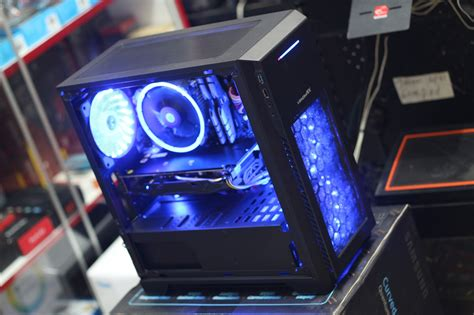 Pc Rakitan Intel G4560 jual pc gaming blue kenceengg banget test
