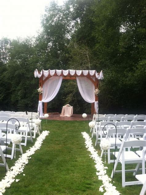 168 best images about decor for ceremony structures on gazebo decorations indoor