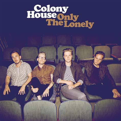 good house music albums wpgm recommends colony house only the lonely album review we plug good music