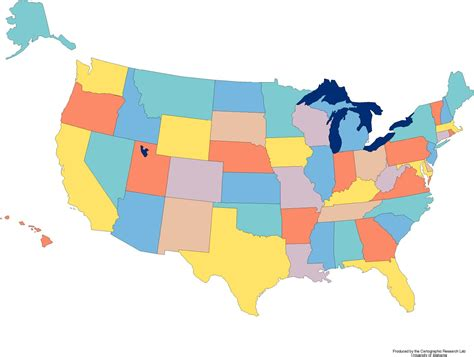map of unite states united states blank map