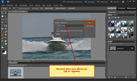 tutorial adobe photoshop elements 10 tutorial vignette mit adobe photoshop elements 10