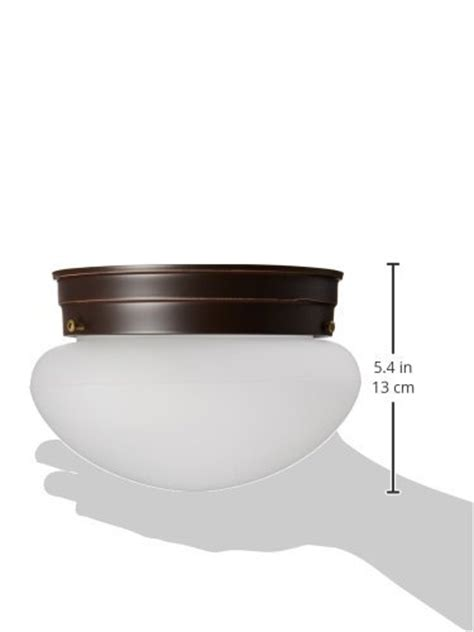 Small Flush Mount Light Fixture Nuvo Lighting 60 2641 Single Light Small Flush Mount Ceiling Fixture Ebay