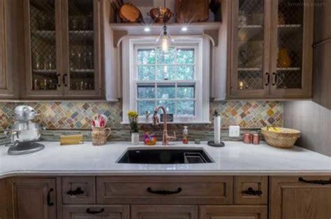 kitchen cabinets fairfax va hickory kitchen cabinets in fairfax station virginia