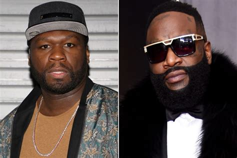 Takara Mock U Rappers by 50 Cent Appears To Mock Rick Ross Again