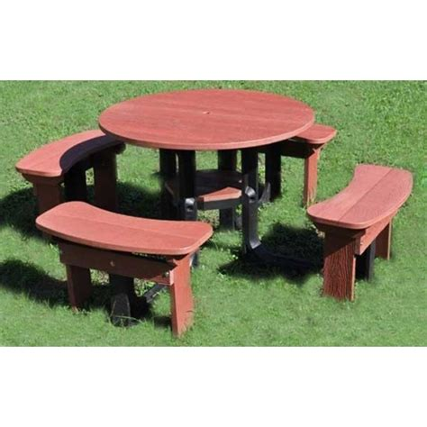 plastic picnic table reality