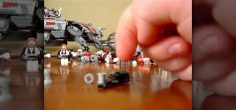 How To Make A Paper Wars Gun - how to make custom lego weapons for clone trooper