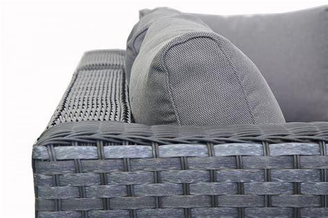 grey rattan corner sofa platinum grey rattan corner sofa with dining table
