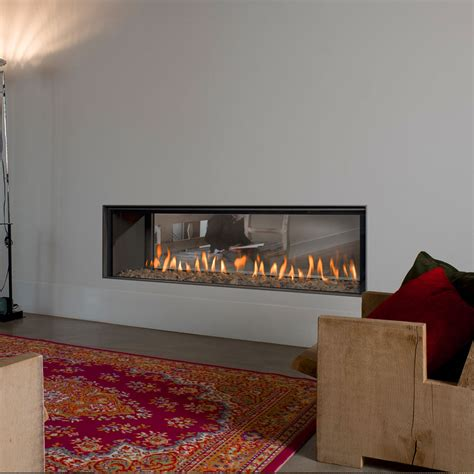 Tunnel Fireplace by Bellfires Fireplaces Horizon Bell Large 3 Tunnel 154 Cm