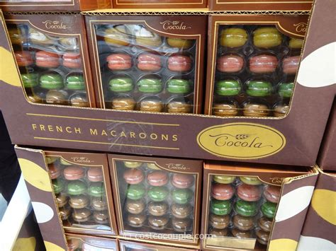 Cocola French Macaroons