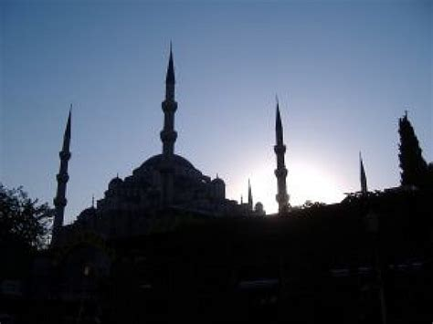 foto de mezquita azul estambul estambul la mezquita azul al atardecer descargar fotos