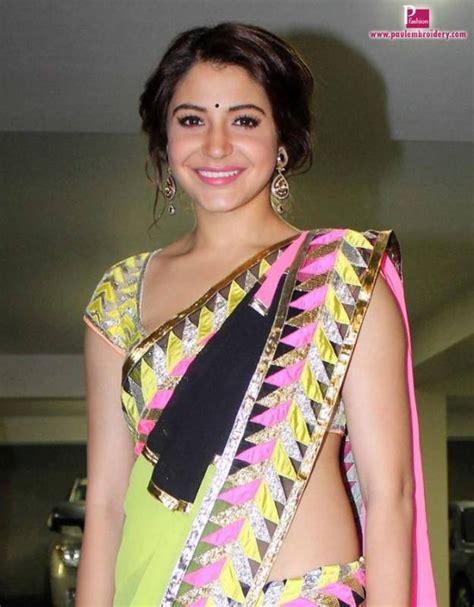 Sharma Designs The Of A - buy anushka multicolror georgette saree contemporary saree