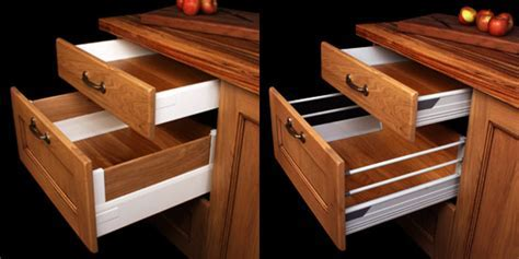 Replacement Solid Oak Kitchen Drawers   Wooden Drawer