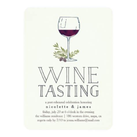 wine invitation template wine tasting invitations announcements zazzle
