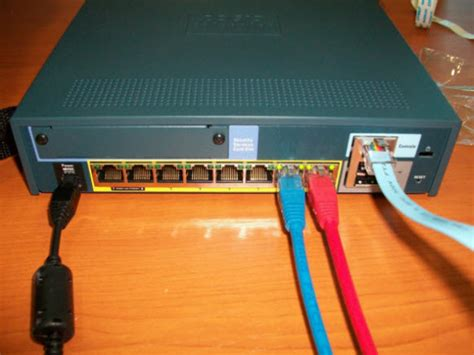 cisco 5505 console how to connect to cisco router with ethernet cable