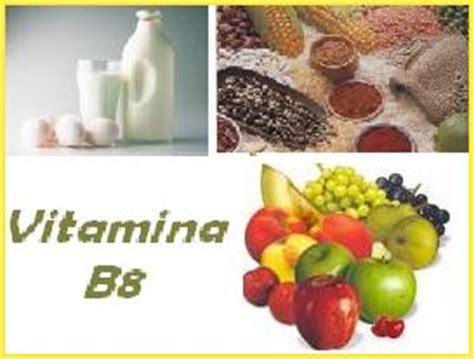 biotina alimenti vitamina b8 biotina