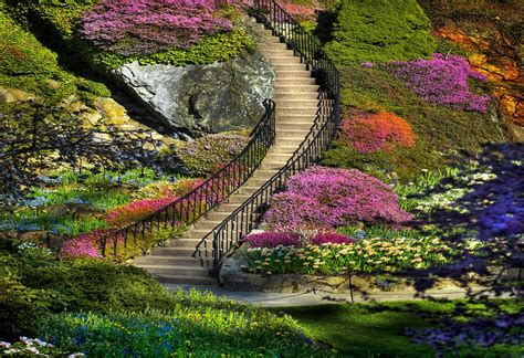 Best Flower Gardens In The World Magical Gardens Around The World