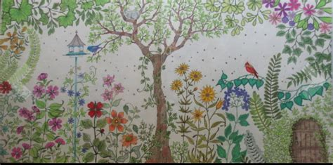 book for adults secret garden secret garden an inky treasure hunt and coloring book