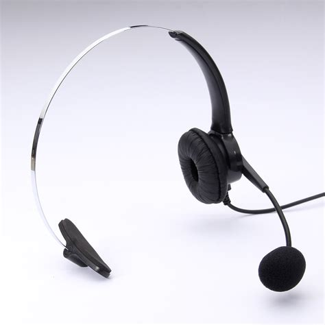 headphones for desk phone telephone headset noise cancelling microphone rj11 headset