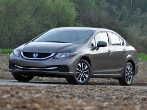 Honda Civic Ex 2015 Price New 2015 2016 Honda Civic For Sale Cargurus