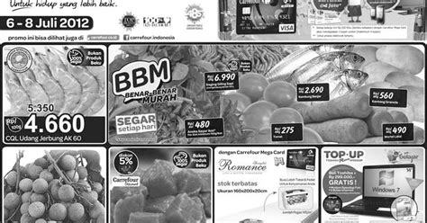 Mesin Cuci Lg Di Lotte Mart katalog carrefour 6 8 july 2012 katalog belanja shopping