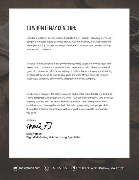 cover letter templates expert design tips