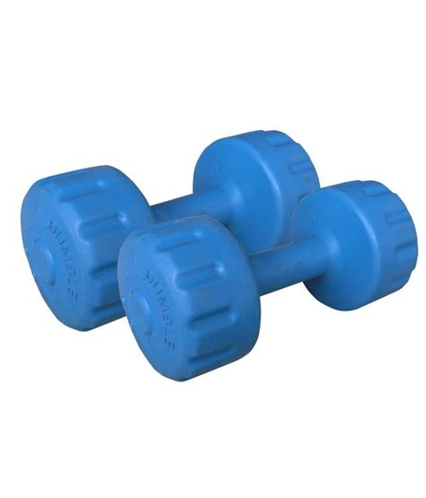 Dumbell 3 Kg dublin pvc dumbbell set 3 kg buy at best price on snapdeal
