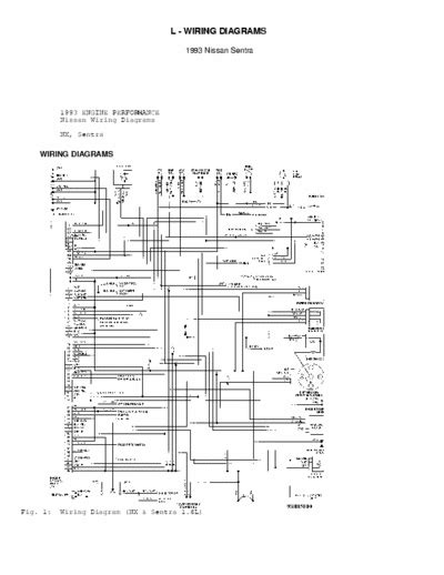 service manual nissan 90 93 l wiring diagrams pdf
